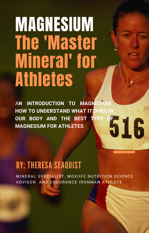Magnesium the Master Mineral for Endurance Athletes eBook cover