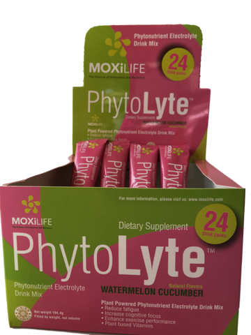 PhytoLyte stick pack box