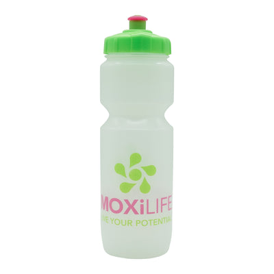 MOXiLIFE green cap water bottle