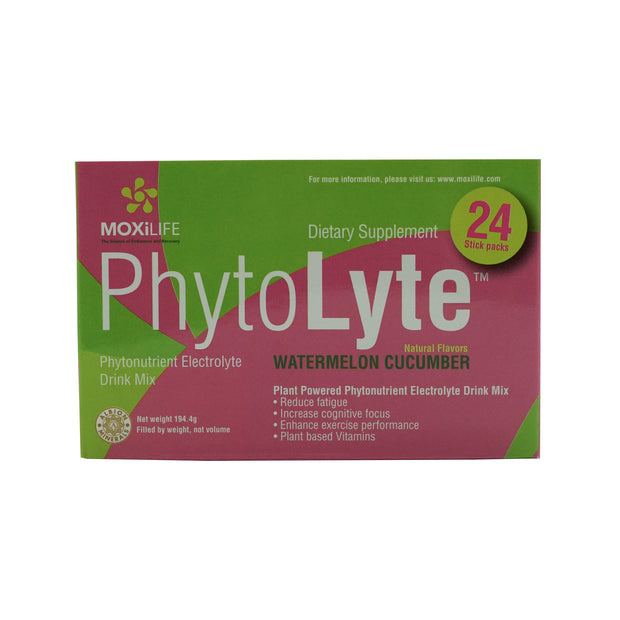 PhytoLyte Ultra Hydrating Electrolyte drink box front