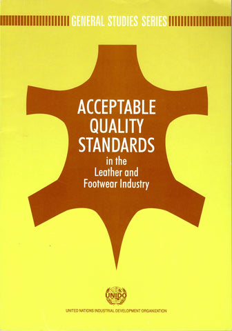 Acceptable Quality Standards in the Leather and Footwear Industry