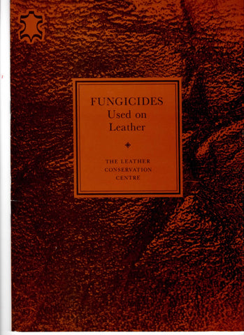 Fungicides Used on Leather