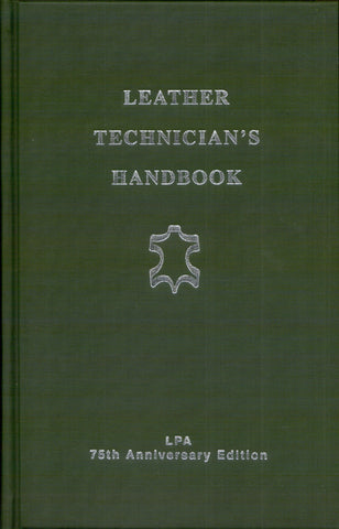 Leather Technician's Handbook