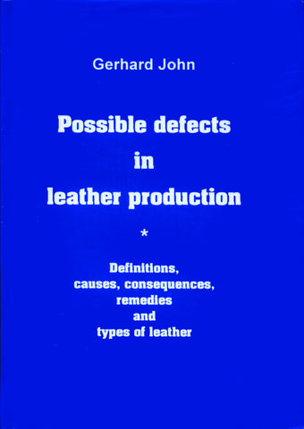 Possible Defects in Leather Production