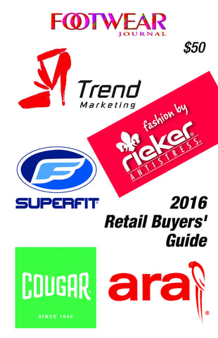 Retail Buyers Guide 2016