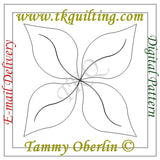 1073a Leaf with Outline