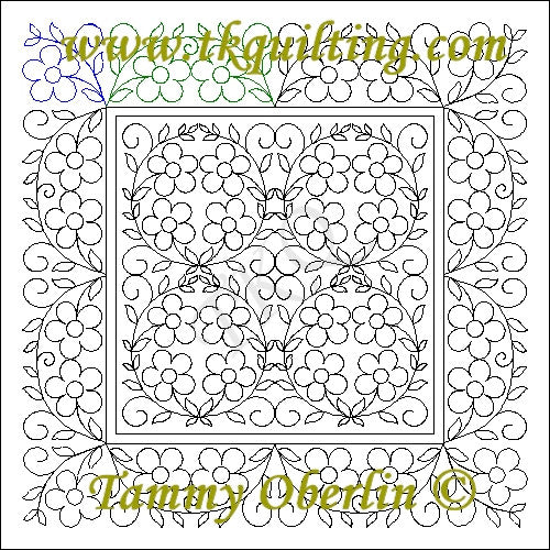 TKQ Digitized Pattern Club Subscription - E-mail Delivery - TK Quilting & Design