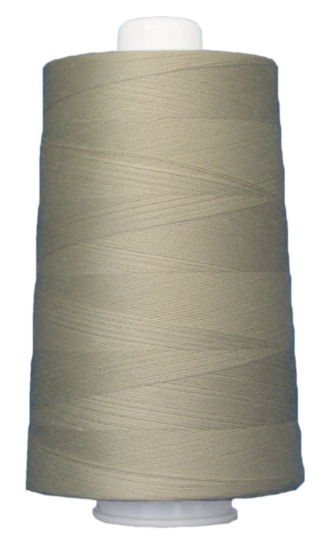 Omni #3006 Light Tan 6000 yds poly-wrapped poly core - TK Quilting & Design