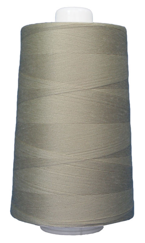 Omni #3007 Ash 6000 yds poly-wrapped poly core - TK Quilting & Design