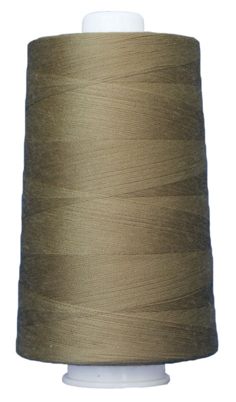 Omni #3014 Maple 6000 yds poly-wrapped poly core - TK Quilting & Design
