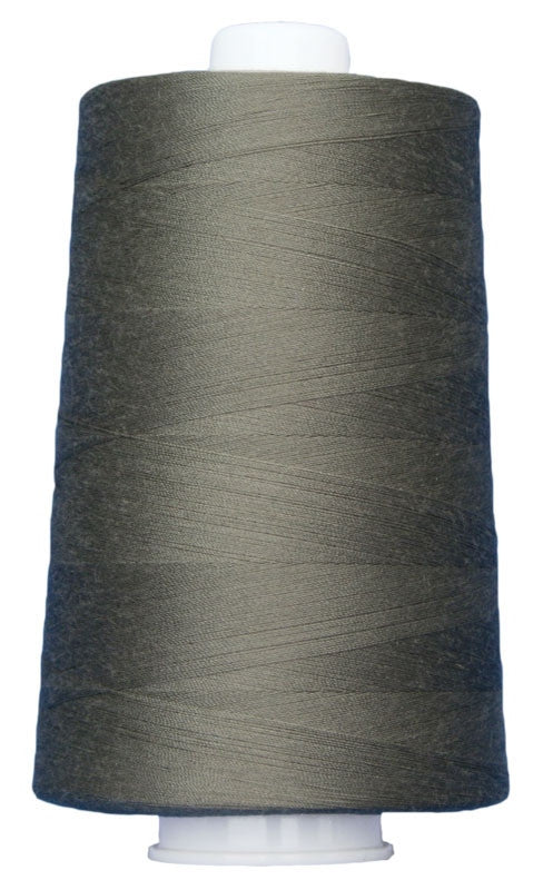 OMNI #3020 Gray Slate 6000 yds Poly-wrapped poly core - TK Quilting & Design