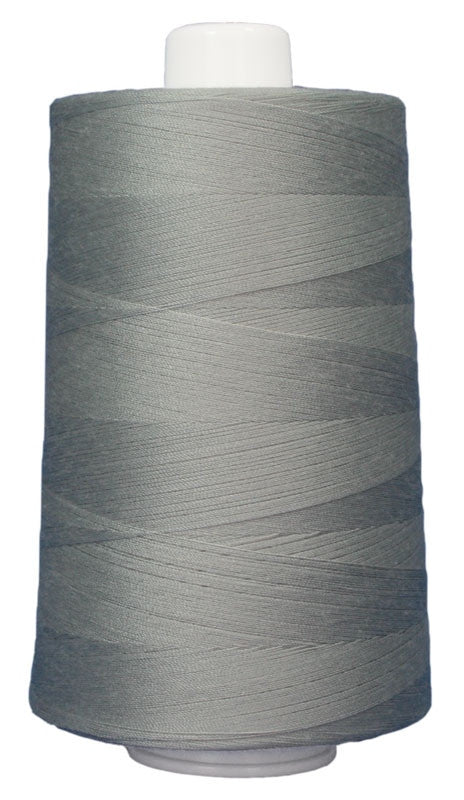 OMNI #3023 Light Gray 6000 yds Poly-wrapped poly core - TK Quilting & Design