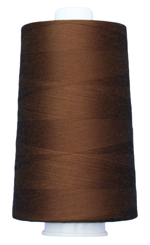 OMNI #3031 Cinnamon Stick 6000 yds Poly-wrapped poly core - TK Quilting & Design