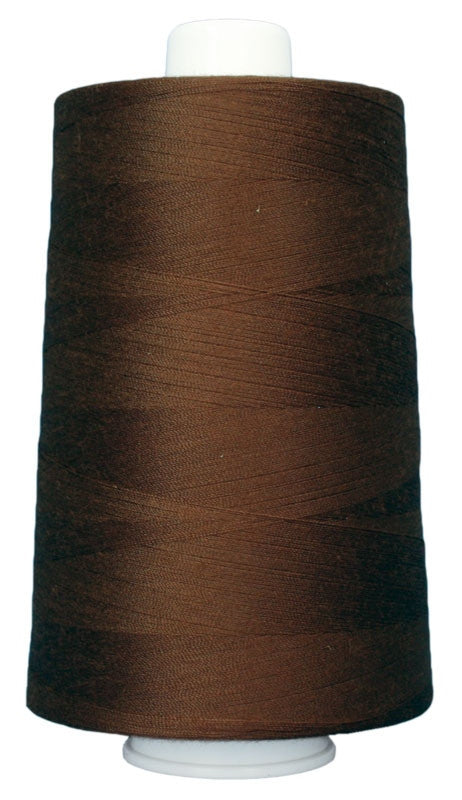 OMNI #3033 Root Beer 6000 yds Poly-wrapped poly core - TK Quilting & Design