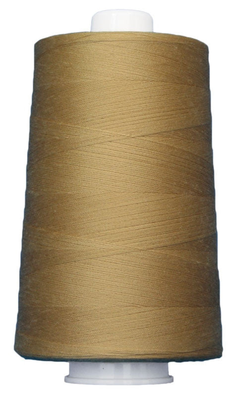 OMNI #3043 Barley 6000 yds Poly-wrapped poly core - TK Quilting & Design