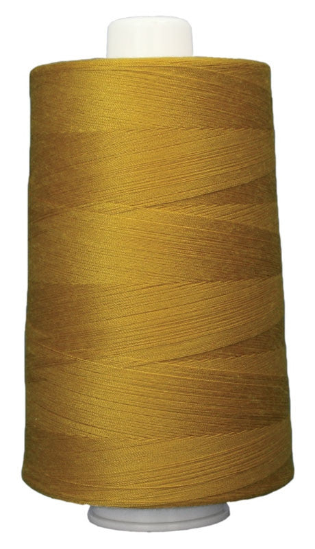 OMNI #3044 Goldenrod 6000 yds Poly-wrapped poly core - TK Quilting & Design