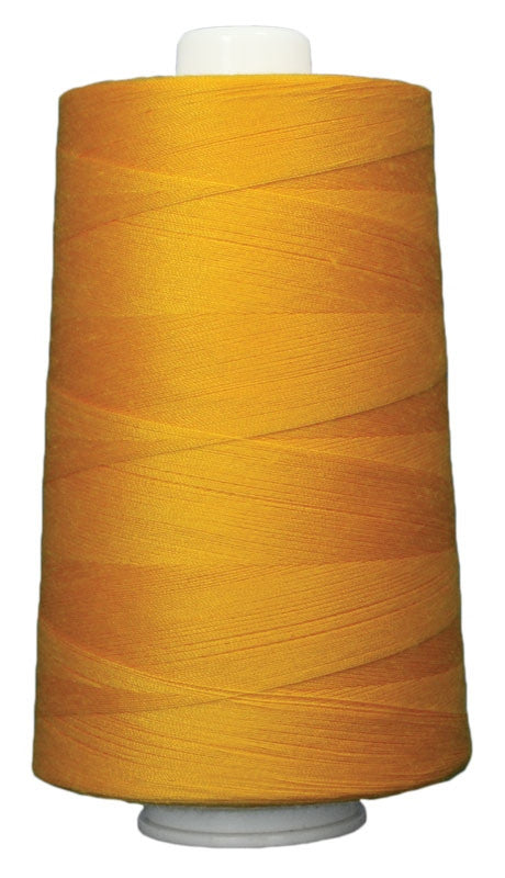 OMNI #3053 School Bus 6000 yds Poly-wrapped poly core - TK Quilting & Design
