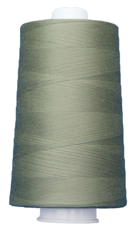 OMNI #3059 Light Sage 6000 yds Poly-wrapped poly core - TK Quilting & Design