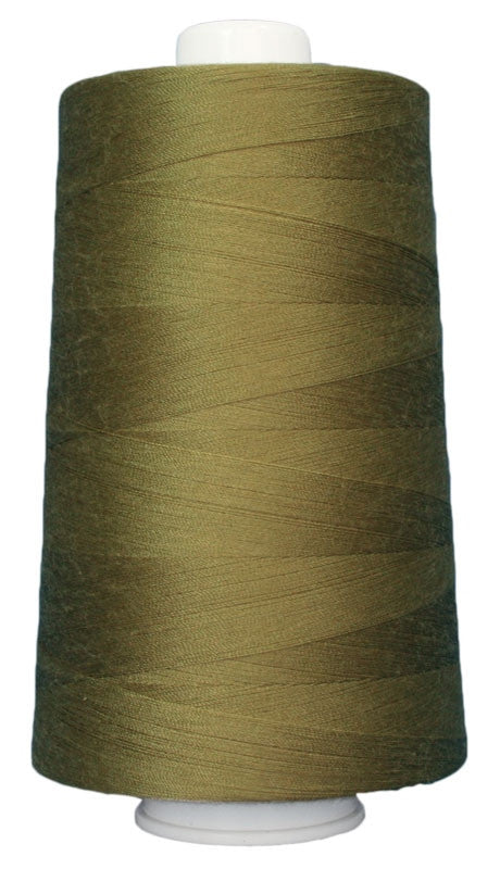 OMNI #3065 Oregano 6000 yds Poly-wrapped poly core - TK Quilting & Design