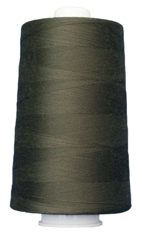 OMNI #3067 Pine Shadow 6000 yds Poly-wrapped poly core - TK Quilting & Design