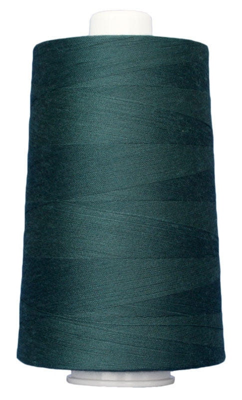 OMNI #3072 Blue Spruce 6000 yds Poly-wrapped poly core - TK Quilting & Design