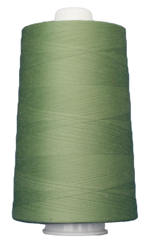 OMNI #3074 Spearmint 6000 yds Poly-wrapped poly core - TK Quilting & Design