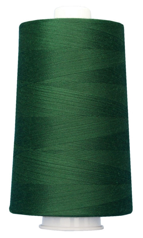 OMNI #3078 Forest 6000 yds Poly-wrapped poly core - TK Quilting & Design