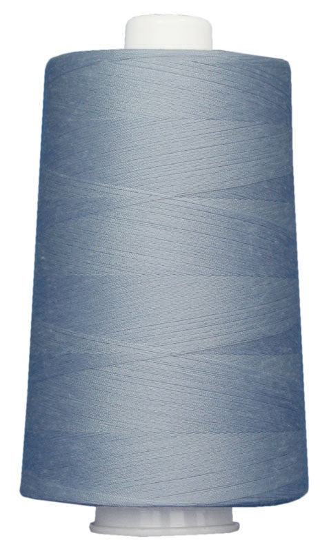 OMNI #3098 Harbor Sky 6000 yds Poly-wrapped poly core - TK Quilting & Design