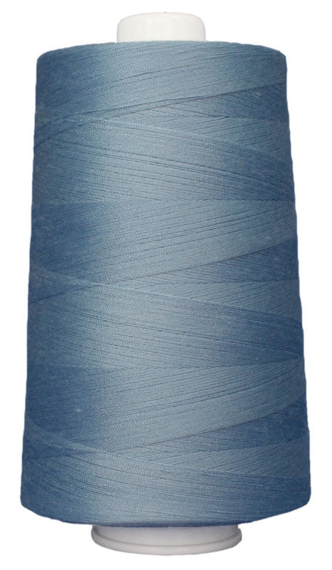 OMNI #3100 Little Boy Blue 6000 yds Poly-wrapped poly core - TK Quilting & Design