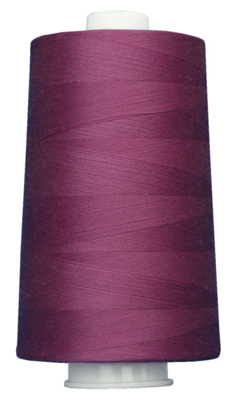 OMNI #3116 Magic Magenta 6000 yds Poly-wrapped poly core - TK Quilting & Design