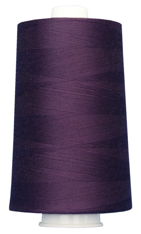 OMNI #3117 Plush Purple 6000 yds Poly-wrapped poly core - TK Quilting & Design