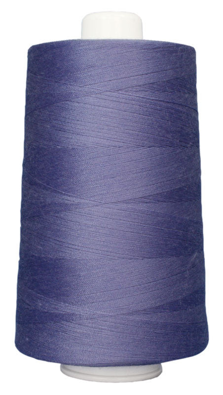 OMNI #3124 Lavender 6000 yds Poly-wrapped poly core - TK Quilting & Design