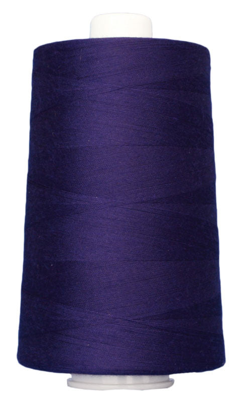 OMNI #3127 Purple Jewel 6000 yds Poly-wrapped poly core - TK Quilting & Design