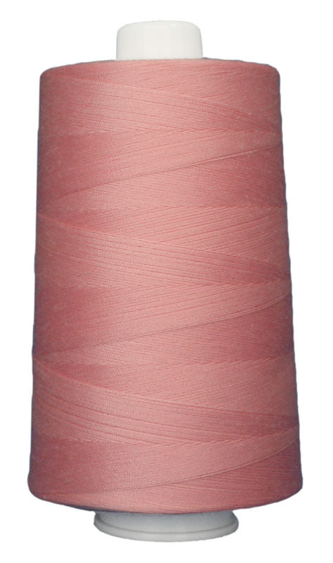 OMNI #3131 Light Rose 6000 yds Poly-wrapped poly core - TK Quilting & Design