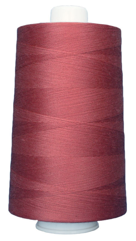 OMNI #3133 Rose 6000 yds Poly-wrapped poly core - TK Quilting & Design