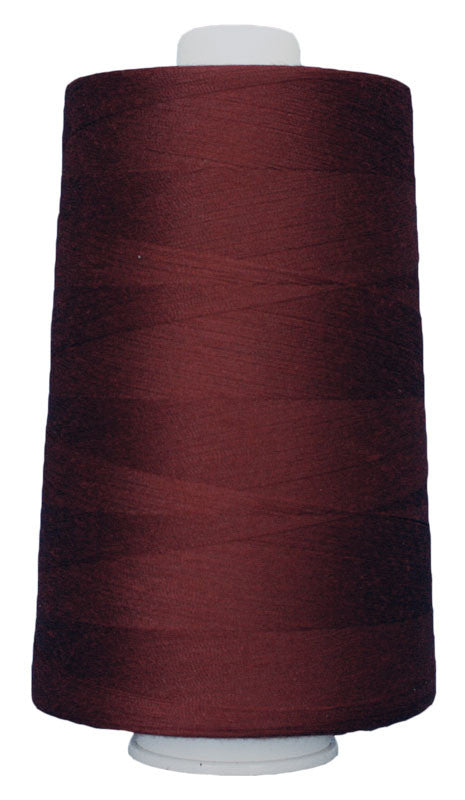 OMNI #3145 Redstone 6000 yds Poly-wrapped poly core - TK Quilting & Design