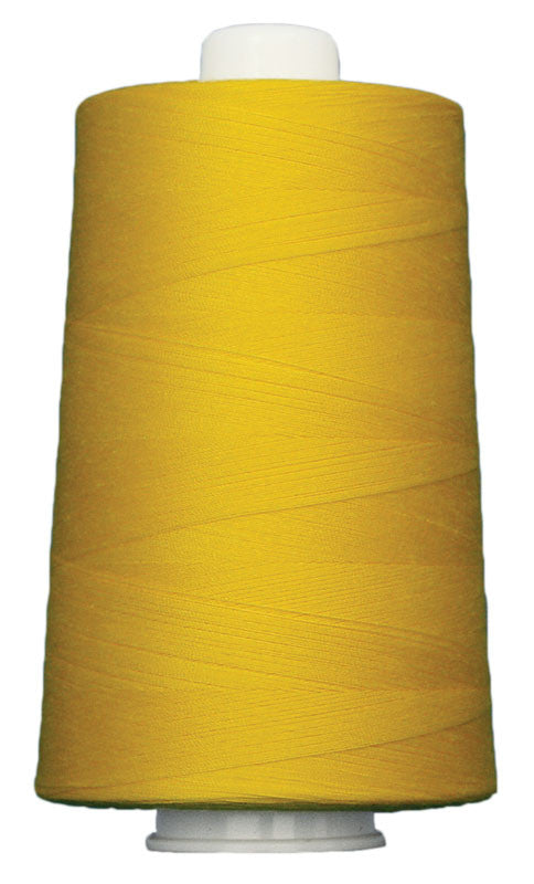 OMNI #3164 Neon Yellow 6000 yds Poly-wrapped poly core