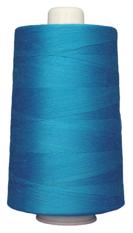 OMNI #3169 Aqua 6000 yds Poly-wrapped poly core