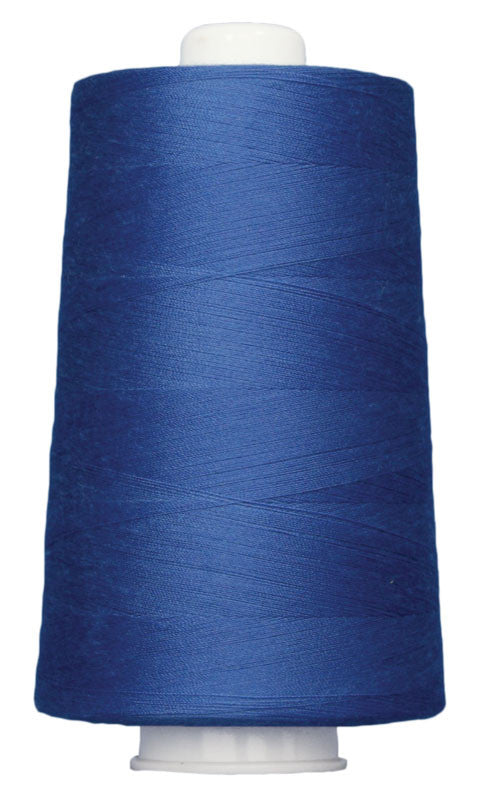 OMNI #3170 Bright Periwinkle 6000 yds Poly-wrapped poly core - TK Quilting & Design