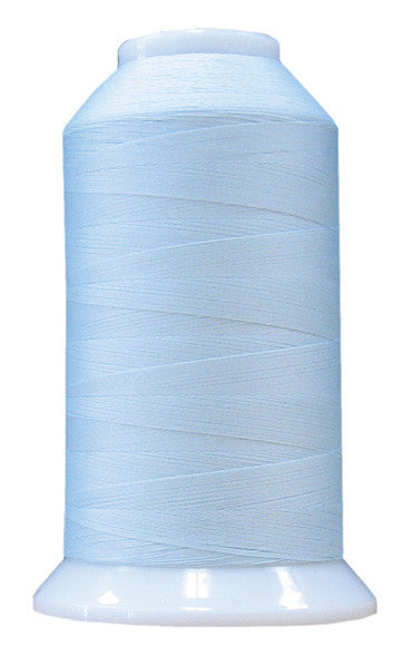 So Fine #50 #494 Pastel Blue 3280 yds polyester - TK Quilting & Design