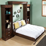 Queen-Size Deluxe Murphy Bed Kit, Vertical