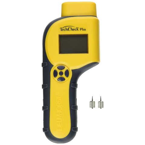 Delmhorst TECHCHECK Moisture Meter, Basic Package