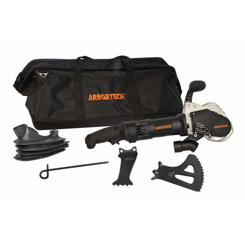 Arbortech Allsaw AS175 Masonry Saw Restoration Kit with Blades, Dust Boots, and Carry Bag