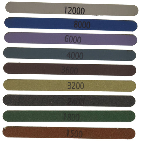 Micro-Mesh MICRO - 4N0000V Colored Sanding Sticks