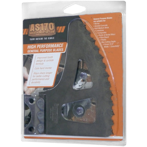 Arbortech BLA.FG.1110 General Purpose Blades