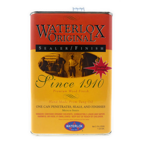 Waterlox Original Sealer and Finish