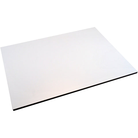 "Leecraft 1/4"" Thick Blank Phenolic Sheet BK-2, Nominal 11"" x 15"" (Colors Vary)"