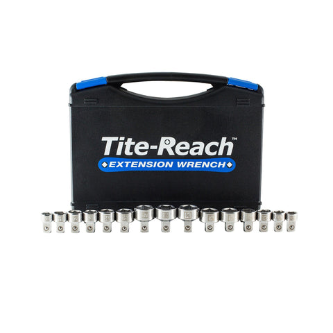 "Tite-Reach 3/8"" Drive Low Profile Socket Set"