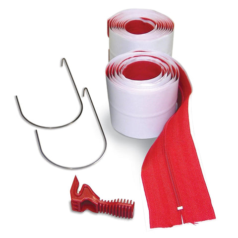 ZipWall Heavy-Duty Zipper for Dust Barriers