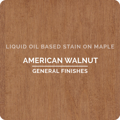 General Finishes Oil Based Penetrating Wood Stain